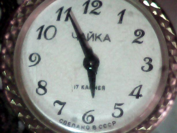 Женские часы кулон Чайка