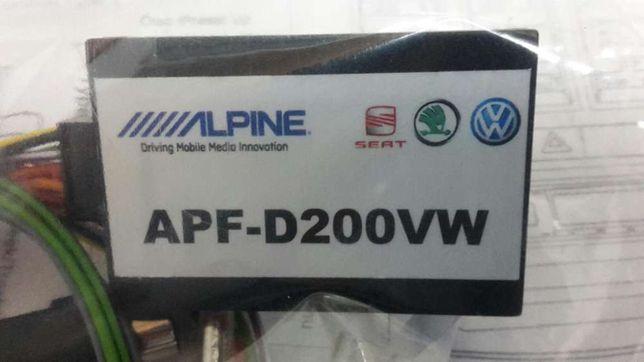 Alpine APF-D200VW