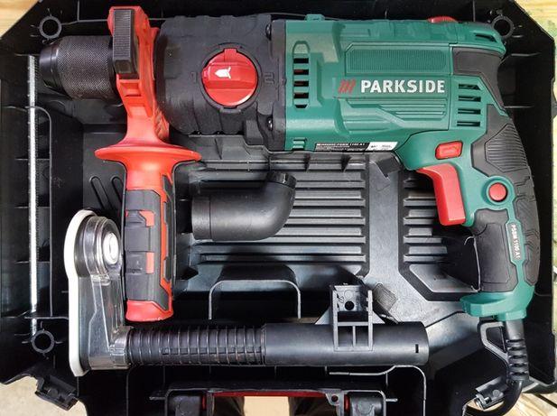 Nowa - 2-biegowa wiertarka udarowa PARKSIDE PSBM 1100 A1