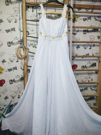 Продам за вашу цену;)!!Свадебное платье в греческом стиле