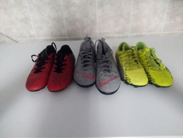 Botas de fotebol