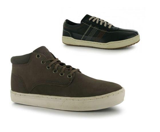 41-43 Ботинки туфли сникерсы Firetrap Kangol Англия кожа