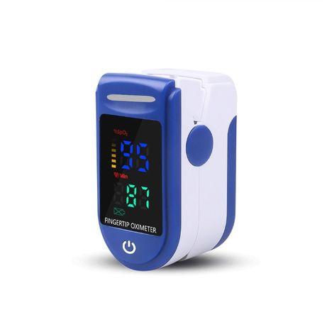 Pulsoksymetr medyczny napalcowy pomiar tlenu we krwi