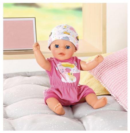 ZAPF кукла BABY BORN серии нежные объятия-милая крошка (36 cm, с аксес