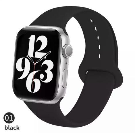 Ремешок силиконовый для Apple Watch 6/5/Se