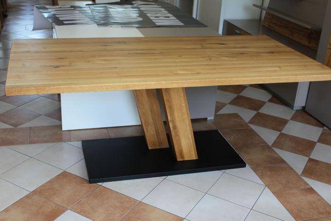 Stół dębowy duży