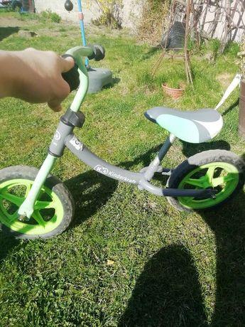 Rowerek biegowy hardcorowy odpychator