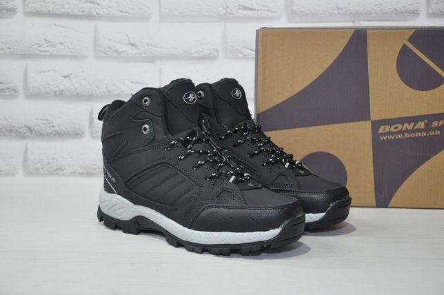Зимние ботинки, зимние кроссовки Bona,Бона мужские зимние кроссовки