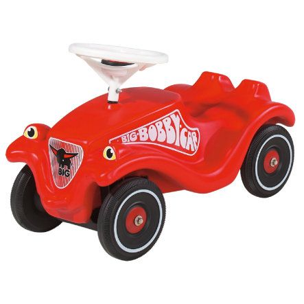 BIG Jeździk Bobby Car Classic kolor czerwony