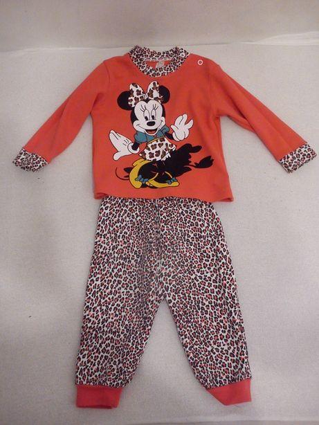Komplecik - bluzeczka i spodenki Minnie stan idealny