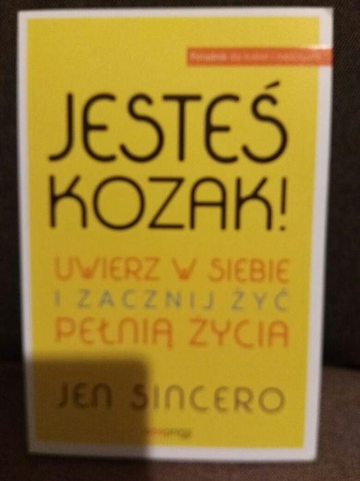 Nowa książka Jestes kozak Jen Sincerno Wilkowo Polskie - image 1