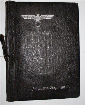 Album Infanterie Regiment 50 III Rzesza