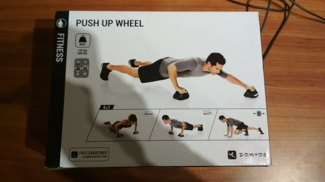 Fitness Push Up Wheel