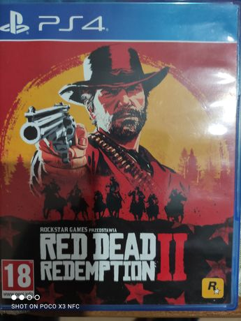 Redemption 2 na ps4