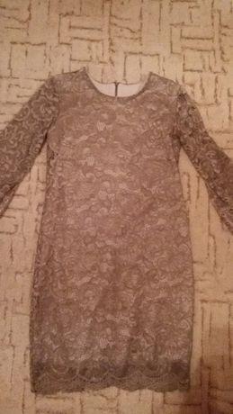 Вышитое платье 164 розмер