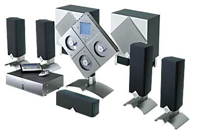 Nakamichi Sound Space 12 акустическая система Премиум класса