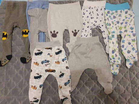 Super spodnie niemowlęce