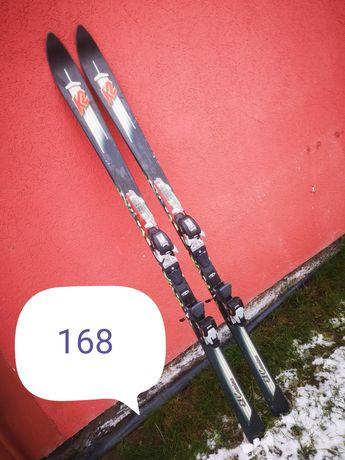 Narty K2 168 i 178