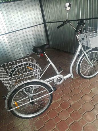 rower rehabilitacyjny trójkołowy nieużywany