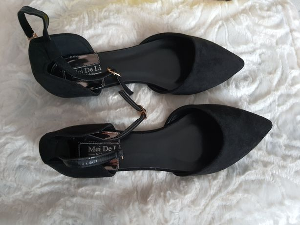 Туфли новые 25-25.5