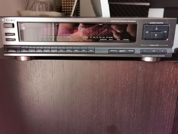 Equalizador SONY 7 bandas SEQ-D705