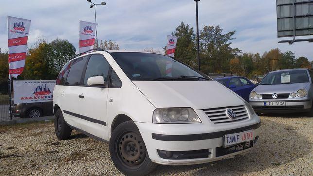 Volkswagen Sharan // fajny stan // rodzinny // zamiana