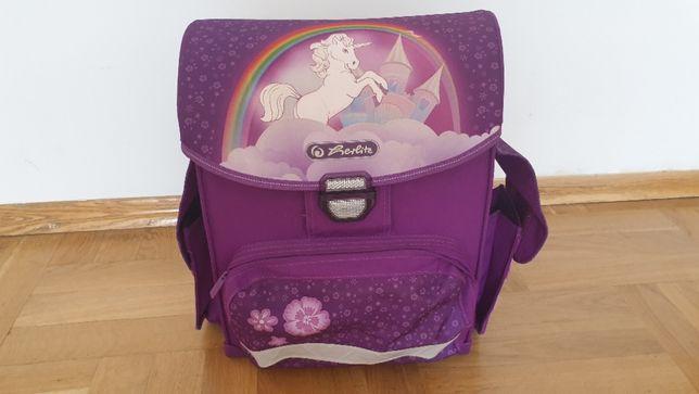 Sprzedam plecak dla dziewczynki.