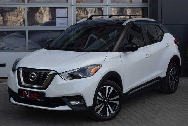 Nissan Kicks SR Автомобиль