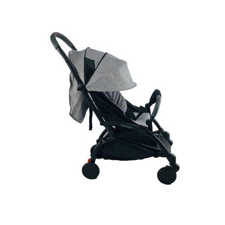 Yoya 175A+2021,йойа,детская,прогулочная,коляска,йо йа,серая,новинка