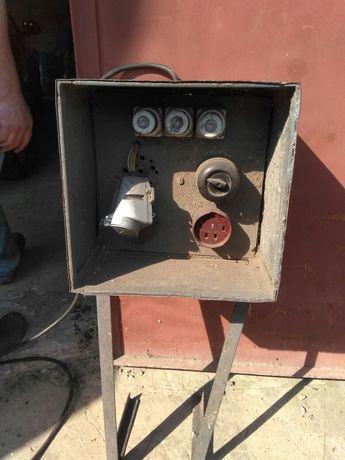 Rozdzielnia elektryczna wolnostojaca