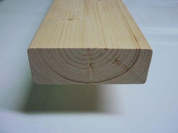 Drewno konstrukcyjne KVH 80x200mm klasa C24 jakość NSI