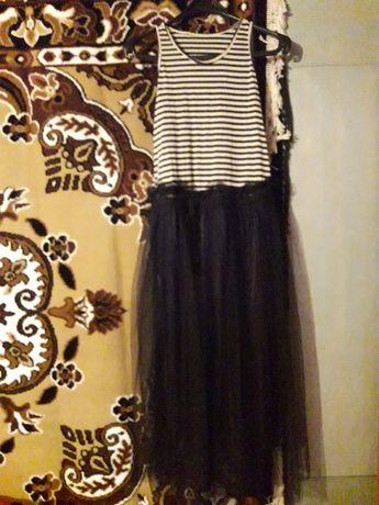 Фатіновое платье