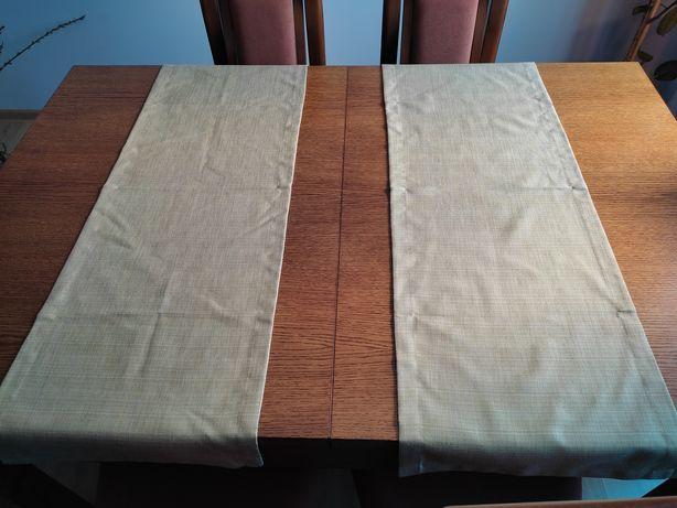 Bieżniki na stół, ławę, 2 sztuki