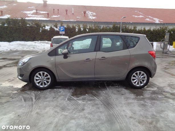 Opel Meriva IIDEALNY STAN 1 szy wlasciciel serwis aso jak nowa