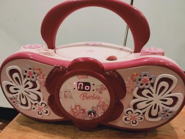 Rádio e CD marca Barbie