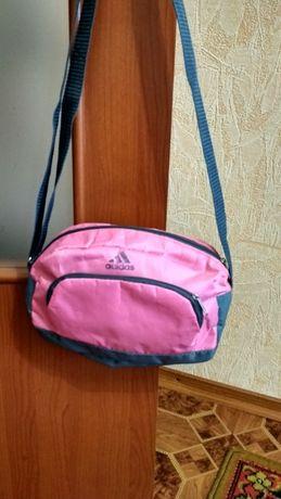 Спортивная сумочка.