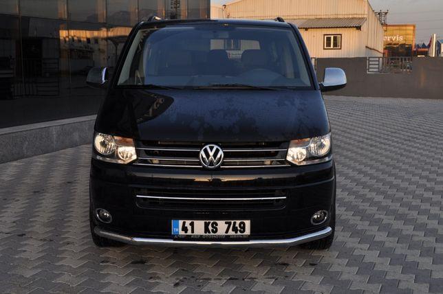 Кенгурятники_Коврики_Рейлинги_Пороги_Volkswagen Transportet T5_T6