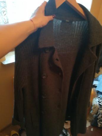 Sweter płaszcz Mark & Spencer