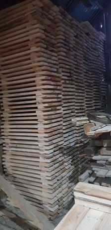 Blaty podesty rusztowania drewniane grubość 35mm