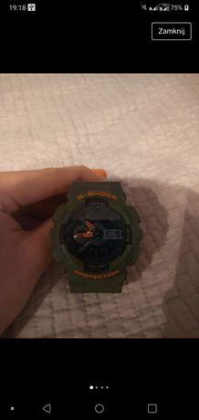 Zegarek G-Shock.