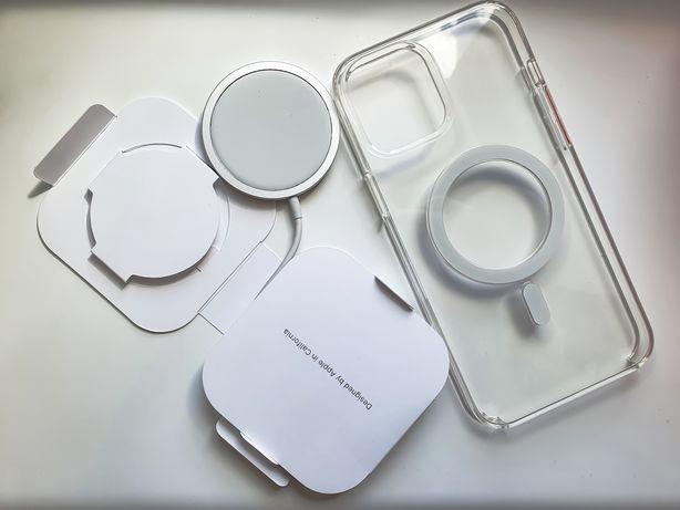 Чехол Clear Magsafe для Айфон iPhone 12/12 pro  12 pro  max