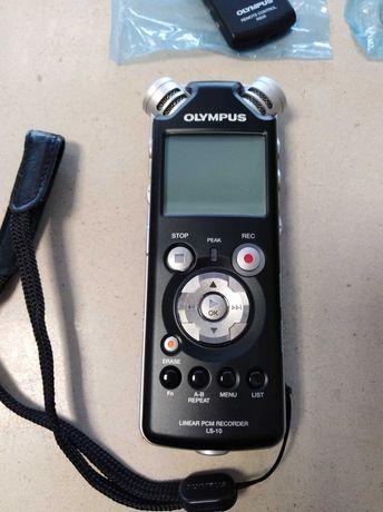 GRAVADOR Audio Portátil LS10 - OLYMPUS - Excelente Estado