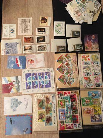 Znaczki pocztowe unikaty