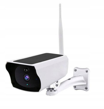 Kamera Solarna Zewnętrzna IP Wifi FULL HD USB