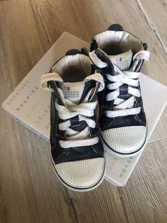 Sneakersy Geox, rozm. 24, cena z przesyłką 50zl