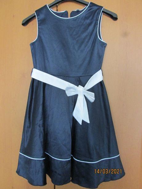 Плаття-сарафан для дівчинки на ріст 128см