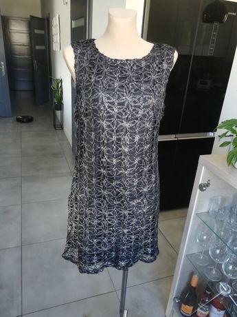 Orsay sukienka damska czarna