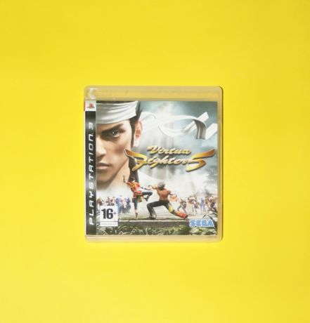 Virtua Fighter 5 bijatyka (PlayStation3 | PS3)