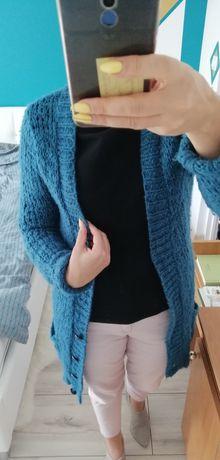 Sweter blezer narzutka kardigan