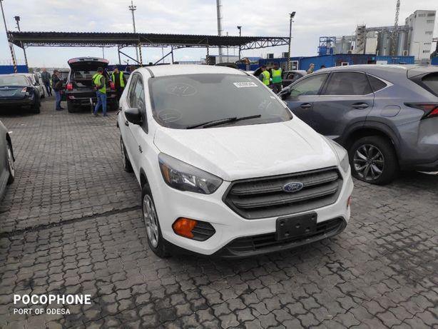 Разборка Ford Escape 1.5 / 2.5 2018 запчасти форд эскейп TN2 шрот двиг